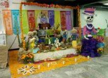 Imagenes de ofrendas de dia de muertos