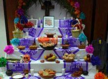 Fotos de altares de muertos