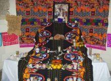 Imagenes de altares de muertos