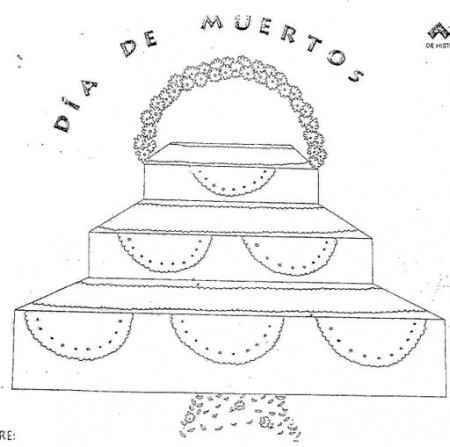 Dibujos De Altares De Muertos Para El 2019