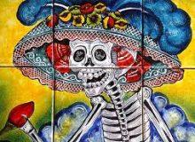 La Catrina Mexicana
