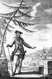 Leyenda el fantasma del pirata