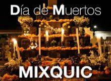 Día de muertos en Míxquic